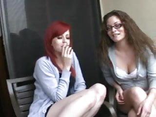 Watch two girls fucking Two girls watch you. joi