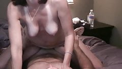 my friend asque me to fuck his mature hot wife