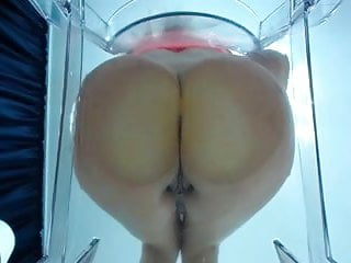 Huge oil ass Oil ass