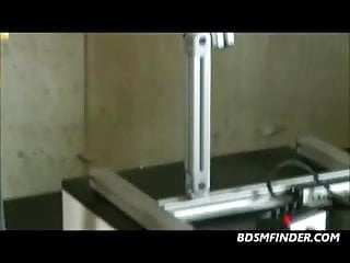 Xtube machine fuck Femdom lesbian anal machine fuck