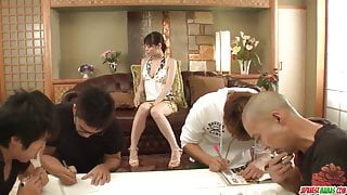 Hot milf puts a lot of inches in - More at Japanesemamas.com