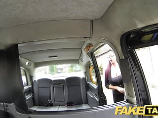 Puss tgp - Fake taxi secretary looking lady with huge tits and wet puss
