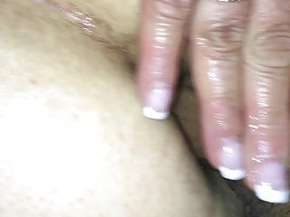 Anal cream hot pie - A must seewife gets anal cream pie from husband friend.