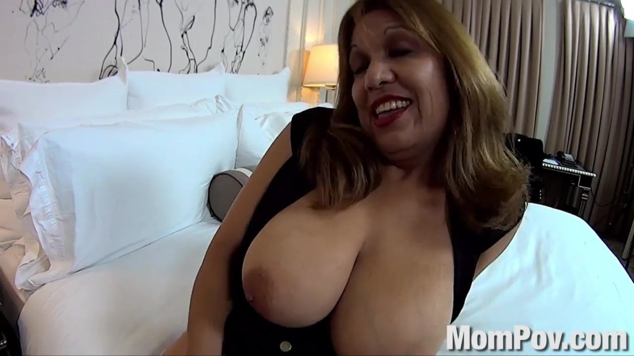 Huge Natural Tits Mature