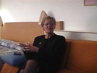 Christine randel sucks Christine britains filthiest granny 1