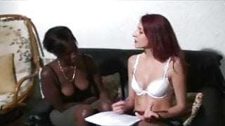 French Casting with licking and fisting
