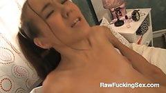 Raw Fucking Sex - Teen Amai Liu Gives A Massage