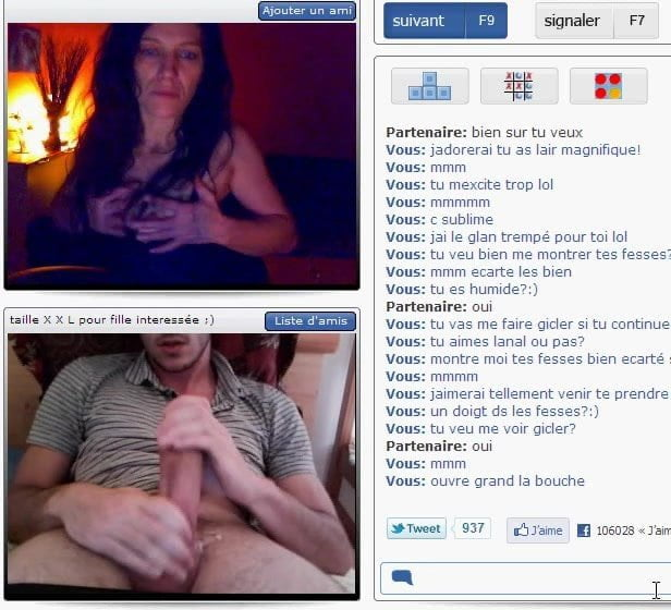 Chatroulette Nude