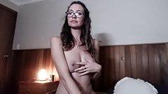 Naked big boobs teacher on cam