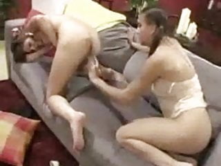 Teen slutty sex - Two sluttys are playing hard with huge dildos