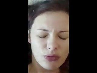 Teen facial girls Homemade facials compilation with lovely girls