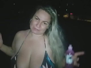 Peggy hill bikini Youtuber gleice leitinynho - various titslips down the hill