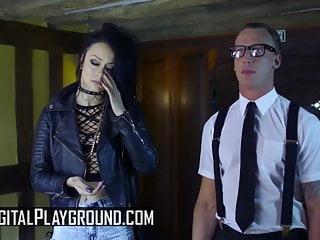 Gay youtube luke mitchell nude Alessa savage luke hardy - infernal episode