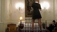 Kellie Priestley wants to see Alison Amberley undressing