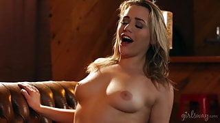 Adriana Chechik lying about her sexual orientation -Girlswa