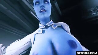 Mass Effect Parody