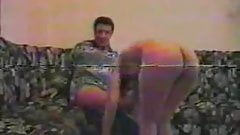 Video tape  Egyptian man with his sweetheart