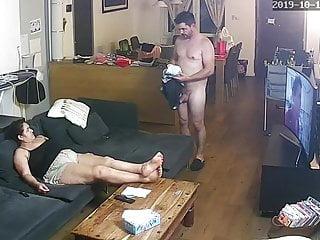 Home porn spy Spy home u