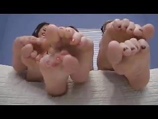 Verbal shemale porn - Three princesses foot worship verbal humiliation