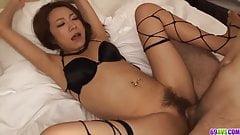 Serious porn play in POV mode with Kanako Tsuchiyo