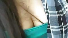 Desi girl with big boobs