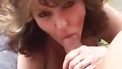 Mom has big tits and get ass fucked