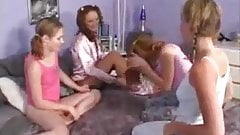 experimenting lesbians
