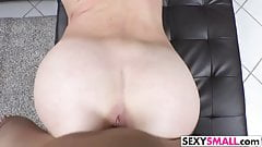 Big Dick For Petite Teen Kaisey Dean