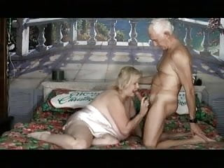 Beautiful older matures Big tit beauty fucked by older man
