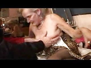 Grandpa loves pussy Granny and grandpa still love bed action