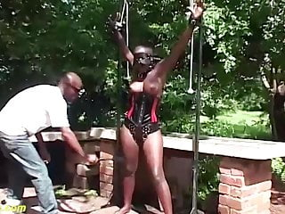 Bdsm lesson African stepsister first bdsm lesson