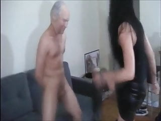 Cruel bdsm couple Very hot cruel mistress ballbusting and destroys slave
