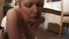 French Shaved Blonde Granny Pt4 Free Porn B0 Xhamster