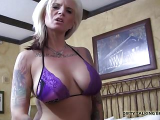 May i see your tits - I see your dick is getting nice and hard joi