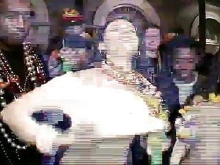 Latin women fuck Latin women flashing at mardi gras