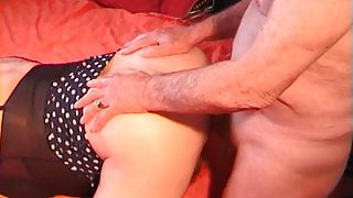 Old man loves my femmy bottom