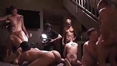 Bareback Orgy - Sam Bridle, Nate Grimes, Cesar Xes,.....