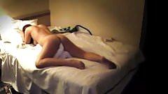 Pillow rubbing