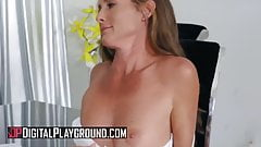 Seth Gamble Sofie Marie - The Milf And The Manny