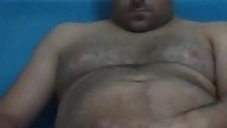 Cute turkish bear with thick dick