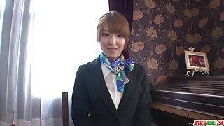 Hikaru Shiina arrives in time to deal the crew dicks