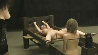 Female Tease and Denial, punished after every edge