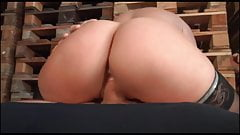 gay Lilith Lee German redhead Milf gets her pussy streched with tools, hand naked woman