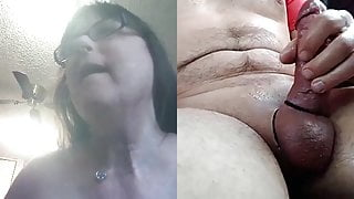 J.O.I. on Webcam