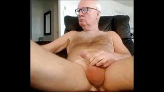 Hairy grandpas