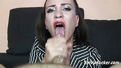 Oral Creampie Compilation - 1 Girls