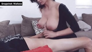 Hot MILF Gets Pounded by Hot Stud