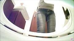 Japanese hidden toilet camera in restaurant (#69)