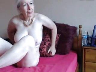 Mature masturbation voyeur - Amateur. gorgeous horny granny masturbates
