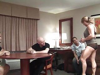 Buff nude men tortured Buff milf vs 3 cocks